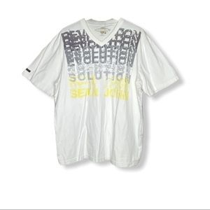 Sean John T-Shirt White